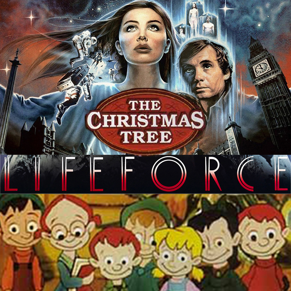 Week 57 The Tree Force Lifeforce The Christmas Tree This Week